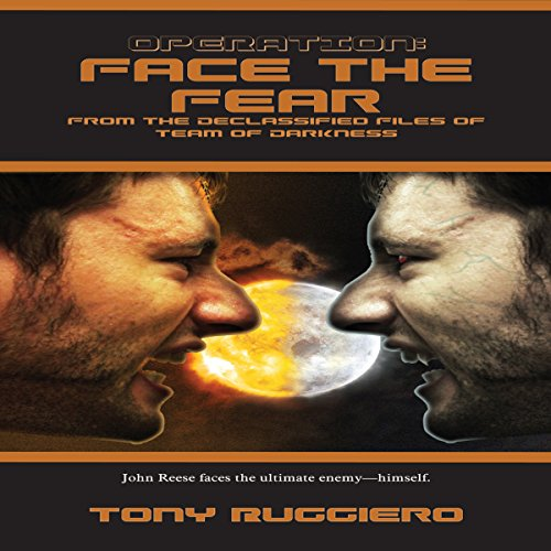 Operation: Face the Fear audiobook cover art