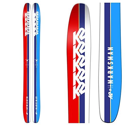 K2 – Skier Marksman – Herren – Größe 177 – Blau