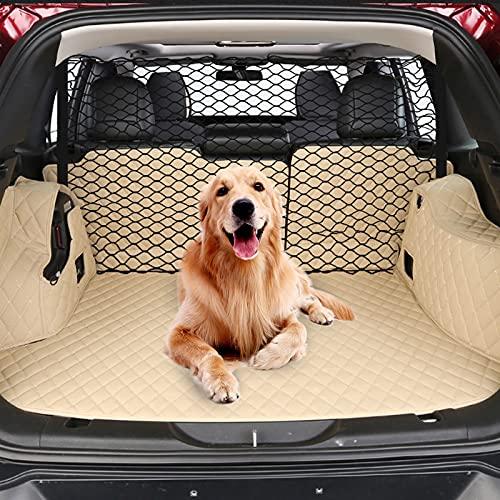 HGCY Dog Barrier 47' Wide Ideal for Trucks, SUVs, Full Sized Sedans - Pet...