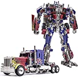 XILALA Jouets Trǎnsformérs, Wei Jiang Optimus Optimus Alliage d'alliage 11 Pouces SS05 Figure Figure Movie Edtion Oversize,Le Cadeau Préféré du Garçon