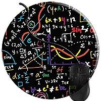 マウスパッド 数学の公式 マウスパッド 耐久性が良い 滑り止めゴム マウス用パット 2T1675