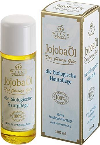 JOJOBAÖL | 100% Naturrein, Vegan & Cruelty Free | Gesicht, Körper, Haare, Bart, Nägel | Intensive Feuchtigkeitspflege | 99% Hautverträglichkeit | Kaltgepresst |...