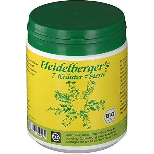 Heidelberger\'s 7-Kräuter-Stern Bio 250g