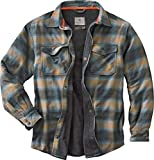 Legendary Whitetails Men's Archer Thermal Lined Shirt Jacket Sky X-Large