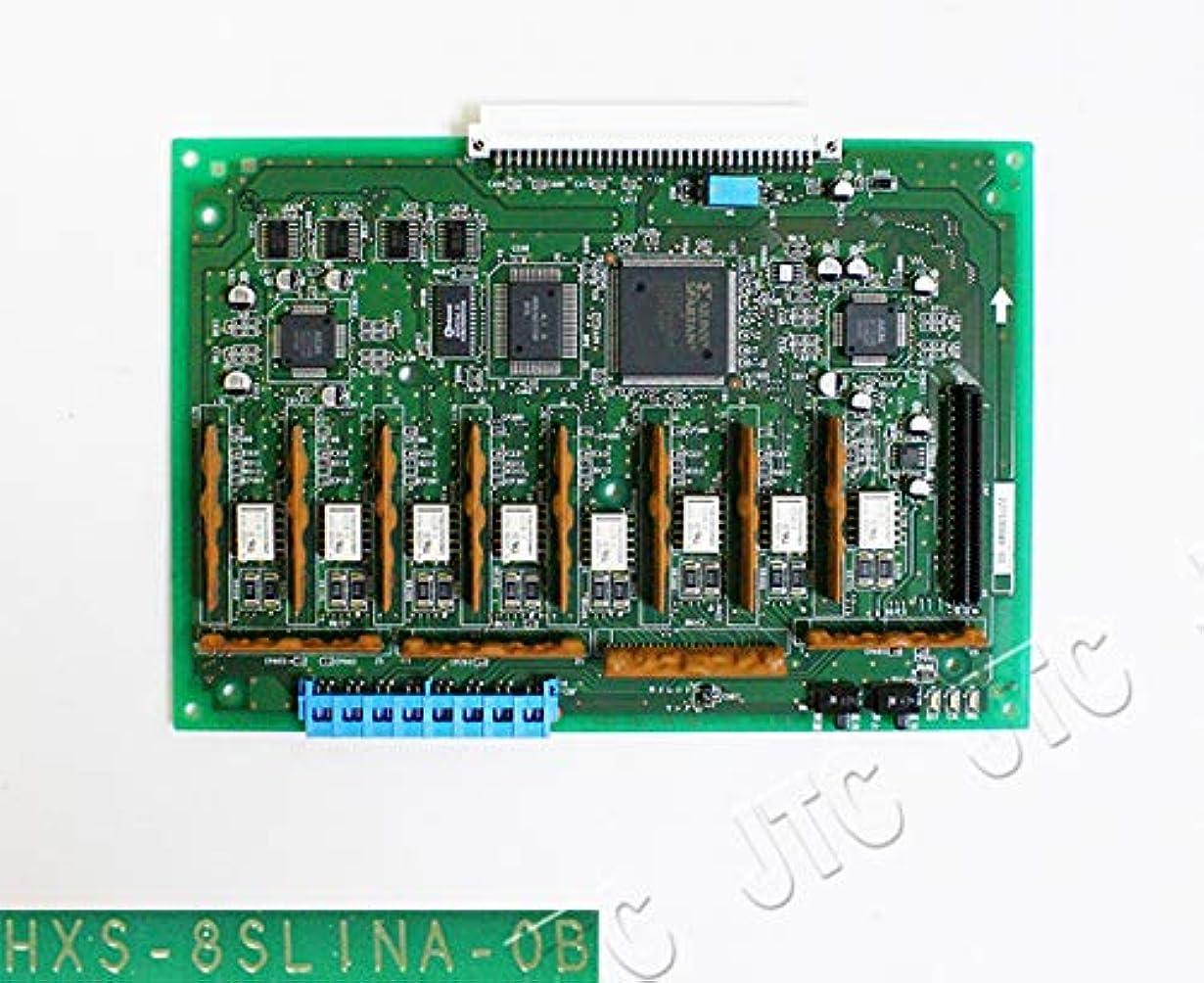 繁殖想定する困惑したhitachi-ite 日立 HXS-8SLINA-0B HXS 8回路単独電話機ライン回路A