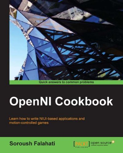 OpenNI Cookbook (English Edition)
