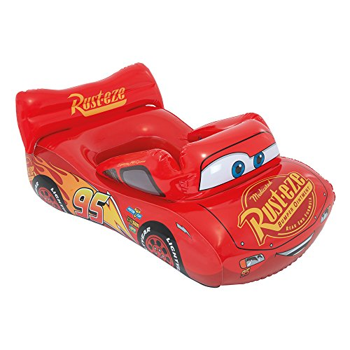 Intex 58392NP - aufblasbares Kinderboot Pool Cruiser Lizenz Cars 71 x 109 cm