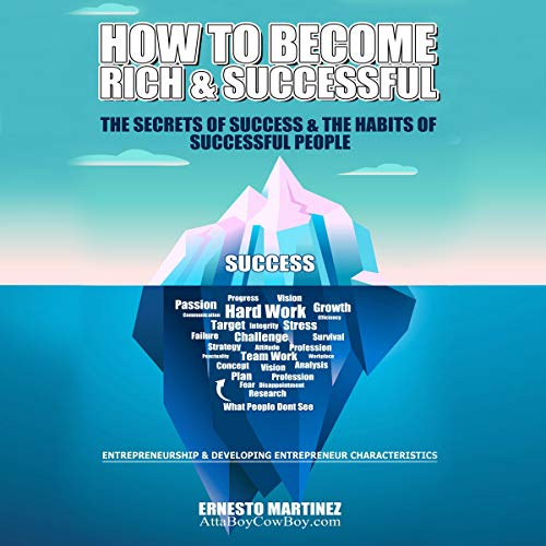 How to Become Rich & Successful cover art
