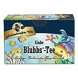 Goldmännchen Kindertee Blubbs-Tee, Kinder, Früchtetee, Tee, 20 einzeln versiegelte Teebeutel