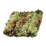 Camouflage Militaire, Filet De Camouflage Militaire, Décoration Armée Armée Camouflage, pour Ombre Protectioe Le Soleil Décon Contrration Chasse Aveugles Parasol(Size:1.5x2M/4.9x6.6ft)