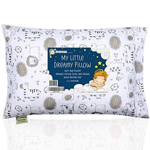Baby Pillow Organic Cotton, Protection