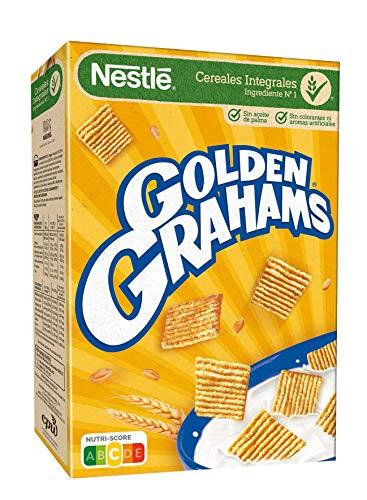 Cereales Nestlé Golden Grahams - 1 paquete de 420 g