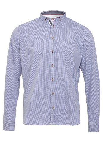 Pure Feines Trachtenhemd Vichy-Karo