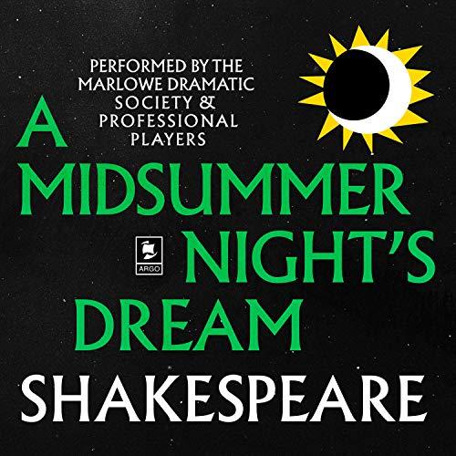 A Midsummer Night's Dream Titelbild