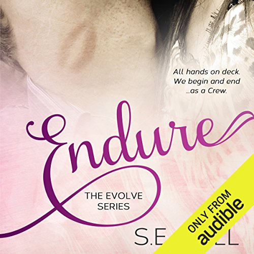 Endure                   By:                                                                                                                                 S.E. Hall                               Narrated by:                                                                                                                                 Douglas Berger,                                                                                        Morais Almeida,                                                                                        Billy Redding,                   and others                 Length: 6 hrs and 34 mins     2 ratings     Overall 3.5