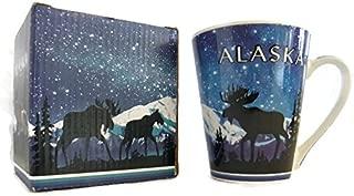 Alaskan Midnite Moose Coffee Mug