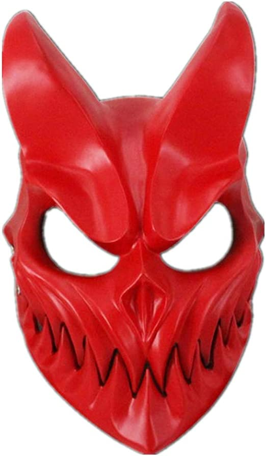 WATCBQ Masque dhalloween Abattage pour Pr/évaloir Masque De Cosplay Alex Terrible Masques Accessoire , pour Costume Party Cosplay Mascarade-1