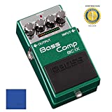 Boss BC-1X Bass Comp Pedal with 1 Year EverythingMusic Extended Warranty Free