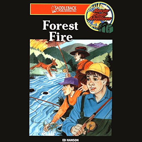 Forest Fire audiobook cover art