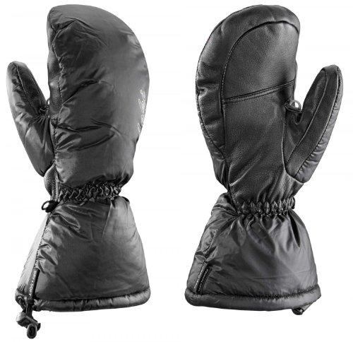 LEKI Damen Handschuhe St. Moritz Lady, Schwarz, 6.5