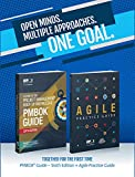 Open Minds Multiple Approaches One Goal - Pack en 2 volumes : A Guide to the Project Management Body of Knowledge PMBOK Guide ; Agile Practice Guide