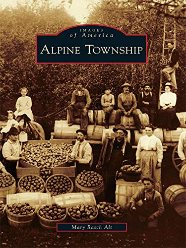 Alpine Township (Images of America) (English Edition)