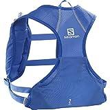 Salomon, Zaino Agile 2 Unisex con 3 Punti di Attacco e 3D Comfort per Trail Running
