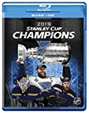 St. Louis Blues 2019 Stanley Cup Champions COMBO [Blu-ray]