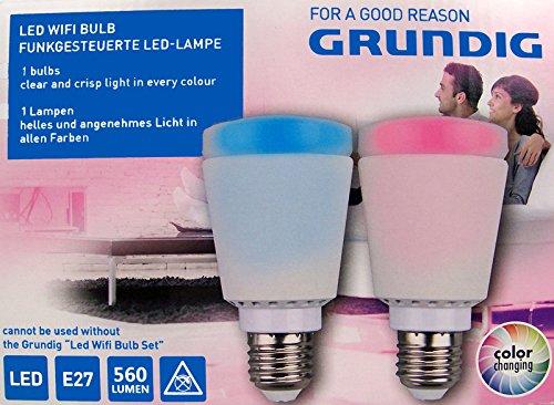 Grundig Lamp met WIFI & LED kleurschakeringen (DSS-DS41539)