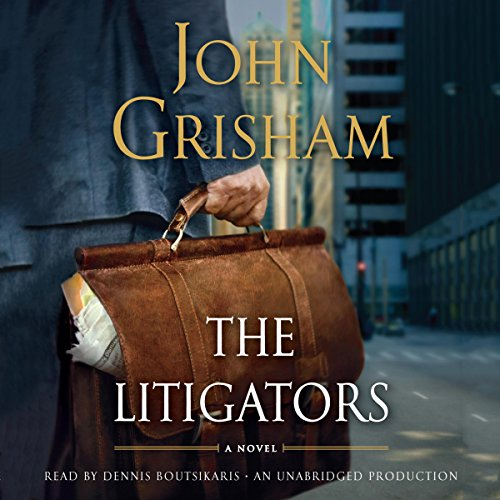 Page de couverture de The Litigators