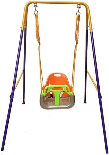comprar descuentos TD B2331 Columpio para Niños Niños Niños Columpio Multifuncional para Exteriores Columpio para Silla Al Aire Libre para Interiores  Más asequible
