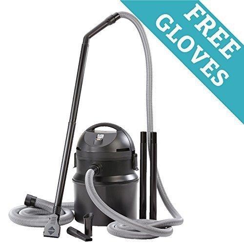 PondLeader Professional 1400 Watt Premium Pond & Muck Vacuum Cleaner