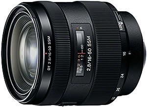 ソニー SONY 標準ズームレンズ DT 16-50mm F2.8 SSM APS-Cフォーマット専用