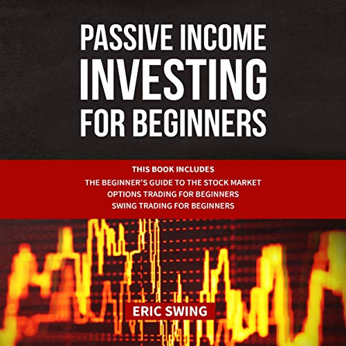 Passive Income Investing for Beginners cover art