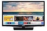 "Samsung HD TV 24N4305 - Smart TV de 24"", HDR, Ultra Clean View, PurColor, Micro Dimming Pro y Color Negro."