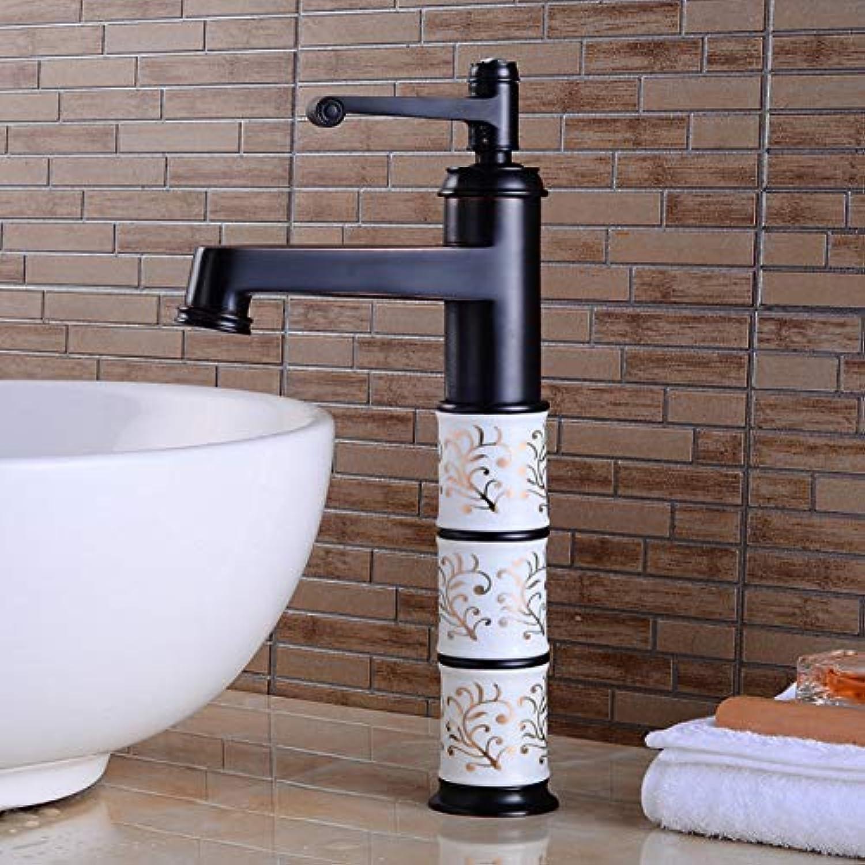 Wasserhahn Antike Europische Antike Hebe High-End-Becken Wasserhahn Hotel Küche Bad Wasserhahn Single Union Wasserhahn