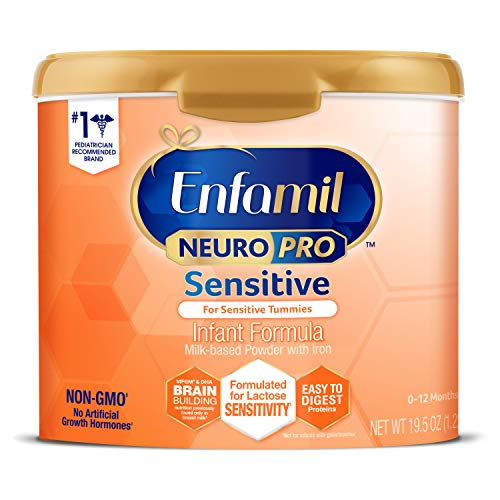 Enfamil Neuropro Sensitive Baby Formula Powder