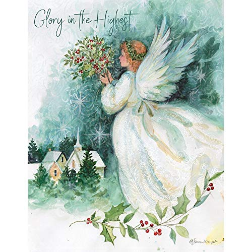 LANG Angel of Christmas Boxed Christmas Cards (1004840)