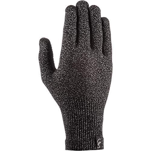 Roeckl Kajal Damen Handschuhe, schwarz, M