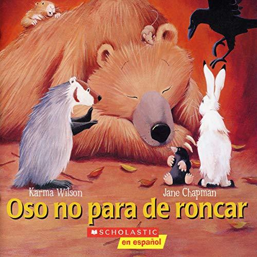 Oso No Para de Roncar [Bear Snores On] copertina
