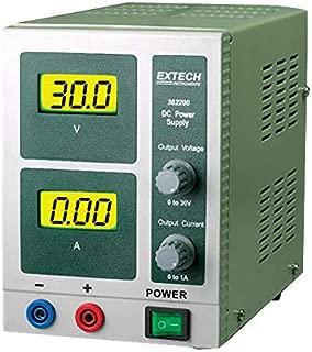 Extech 30V/1A Single Output DC Power Supply - 382200