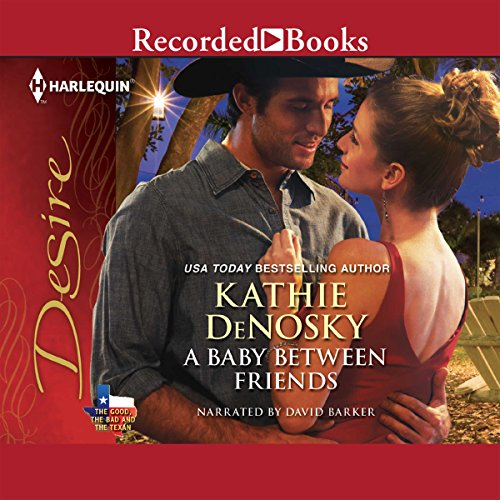 A Baby Between Friends audiobook cover art