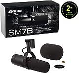 Immagine 1 shure sm7b microfono dinamico con