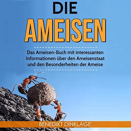 Die Ameisen [The Ants] audiobook cover art