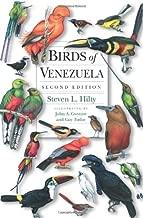 Birds of Venezuela (Princeton Paperbacks)