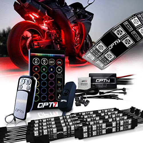 OPT7 Aura Motorcycle LED Accent Lighting...