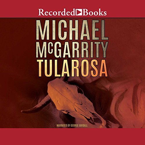 Tularosa audiobook cover art