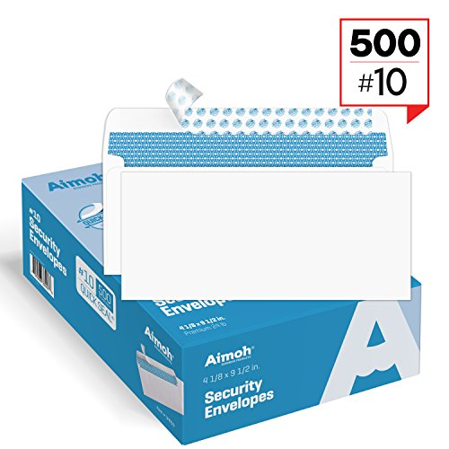 10 self sealed envelopes - 2