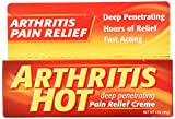 Arthritis Hot Pain Relief Creme 3 oz - (Pack of 6)
