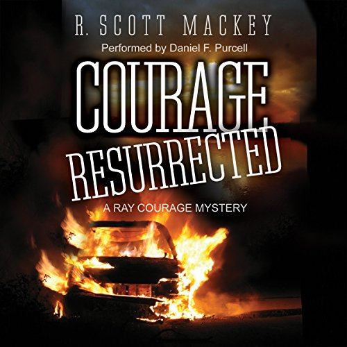 Courage Resurrected audiobook cover art